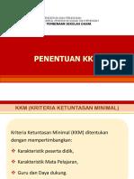 Penentuan KKM
