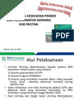 Materi Sosialisasi Juknis Skrining Primer20.07.18