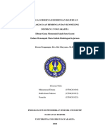 Tugas Observasi Kelompok BK (Kurang Foto Cover)