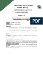 Informe de La Practica 2