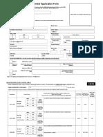 IBM Employment Application Form