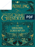 Fantastic Beasts _The Crimes of Grindelwald - J. K. Rowling