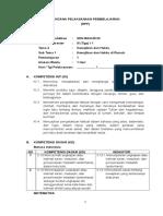 RPP KLS 3 TEMA 4 ST 1 Rev 2018 - Websiteedukasi.com