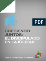 01. Creciendo juntos - EL DISCIPUILADO EN LA IGLESIA.pdf