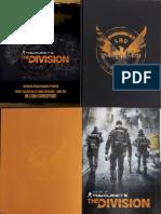 Artbook the Division
