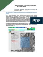 Tutorial Hillshade QGIS