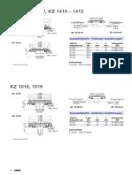 JOST Königszapfen KZ 1008 - KZ 1012, KZ 1410 - KZ 1412 Katalogseite D 08.2016