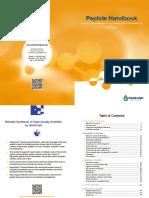 Peptide Handbook
