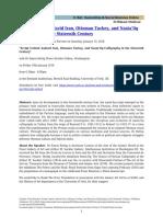 H-Net - Script United_ Safavid Iran, Ottoman Turkey, and Nasta'liq Calligraphy in the Sixteenth Century - 2018-01-13.pdf