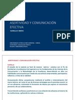 1. Asertividad y Comunicacion Efectiva