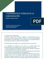 1.6. Axiomas de La Comunicación