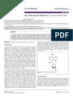 The Strategies for Increasing Cordycepin Production of Cordyceps Militaris Byliquid Fermentation 2165 8056 1000134