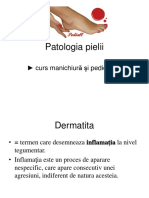 Curs 3. Patologia Pielii