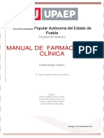 Manual Farmacologia C