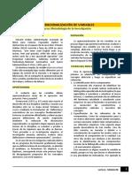 Lectura - Operacionalización de Variables