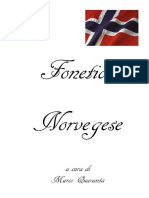 Fonetica norvegese