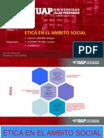 Etica en El Ambito Social
