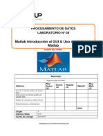 Matlab Introduccion Al GUI & Uso Del Guide