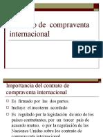 Contrato de Compraventa Internacional 2008