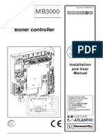 NAVISTEM B3000 Control Instruction Manual