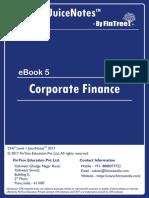 Corporate Finance (5)