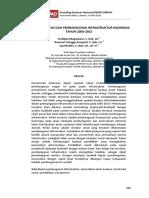 Relasi Lokalitas Dan Pembangunan Infrastruktur Indonesia