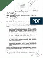 SG - réclamation sur travaux commission enregistrement DMx - 13 nov 2017_1