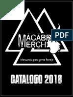 Catálogo macabra