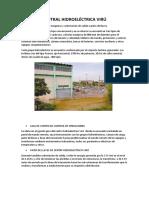 Central Hidroeléctrica Virú