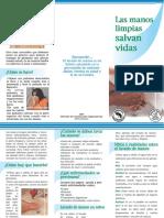 Lista de Verificacion Programa de Seguridad Del Paciente