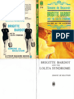 de Beauvoir, Simone - Brigitte Bardot and the Lolita Syndrome (Four Square, 1960).pdf