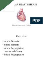 Valvular Heart Disease IM 8-12