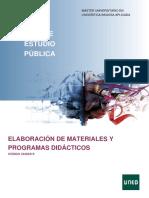 Elaboracion Materiales Programas Didacticos