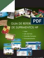 GUIA SUPRIMENTOS HP 2009