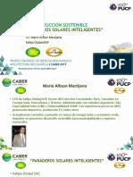 M.martijena Paraderos Solares Inteligentes