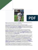 Real Madrid Historia- Competencia
