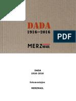 Varios - Dada 1916 - 2016 Fotomontajes