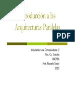 Introduccion a las arquitecturas Paralelas.pdf