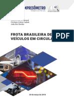 Frota Brasileira de Veículos Em Circulação