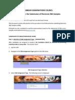 Economics Sba Guidelin 2