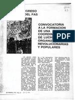 FAS - VI Congreso