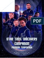 Star Trek Discovery Companion Primera Temporada