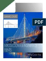 01.Introduccion a La Ing de Puentes