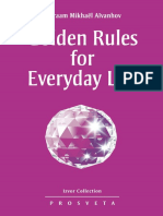 Golden Rules for Everyday Life - Omraam Mikhael Aivanhov