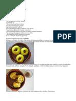 Cinammon Rolls de Manzana