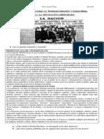 Guía Trabajo Libertadora - Frondizi