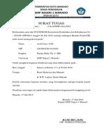 Format Surat Tugas PembaTIK