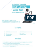 Cr-10S Pro Guide Book