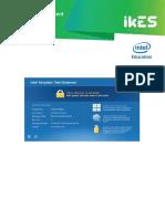 Intel Education Theft Deterrent Client User Manual ES