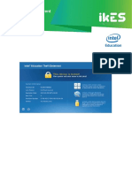 Intel Education Theft Deterrent Client User Manual ES